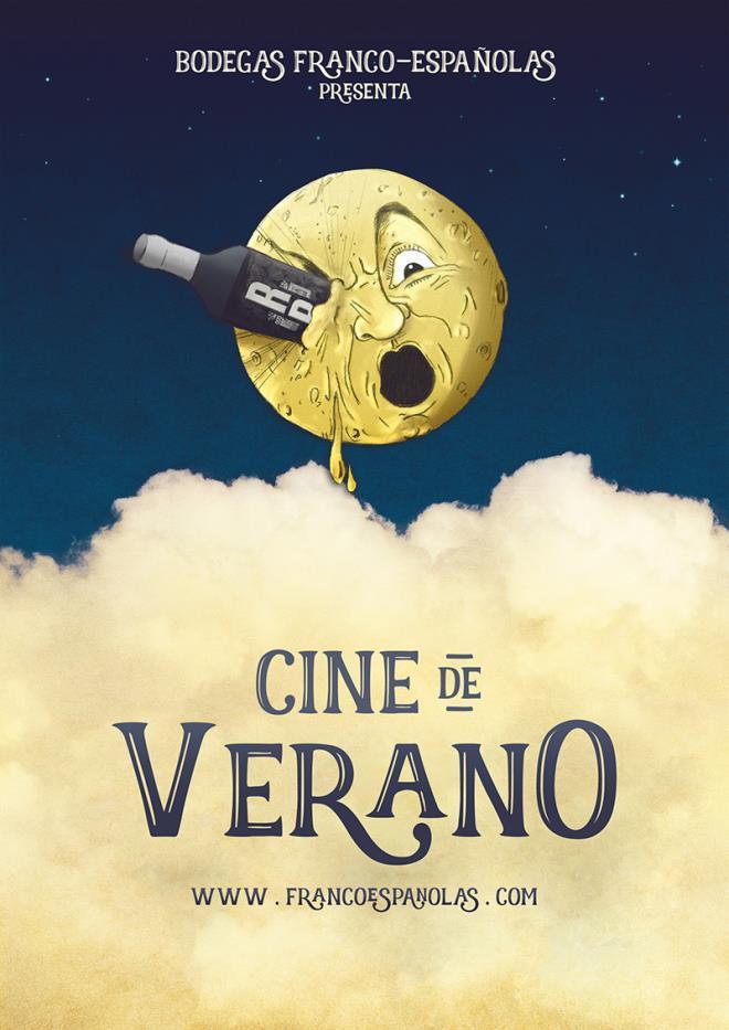 """De cine"" de verano … en Bodegas Franco Españolas"