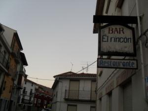 RESTAURANTE EL RINCÓN