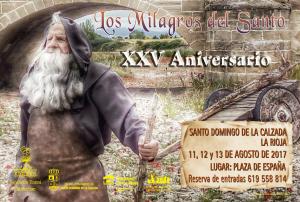 XXV 'Los Milagros del Santo'