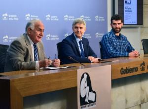 Michael Tsalka ofrecerá un concierto solidario en Riojaforum el 30 abril