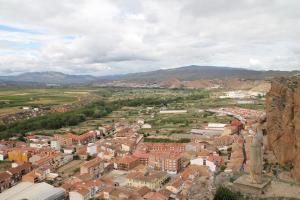 Etapa 1, Calahorra-Arnedo