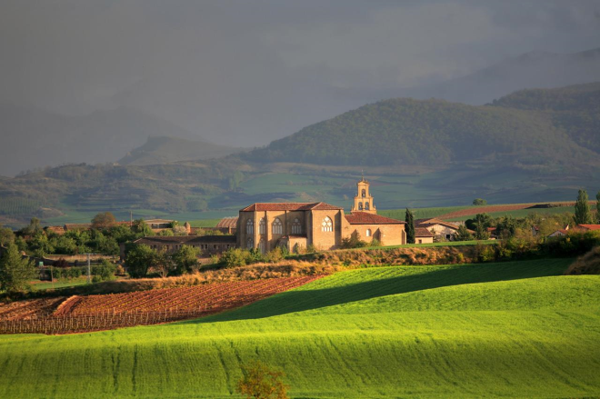 Monasterio de Santa María de San Salvador de Cañas