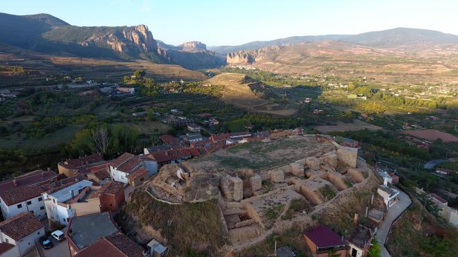 Exposición: Castillo de Nalda. Señorío de Cameros.