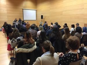 González Menorca ha abierto el encuentro de trabajo con agentes turísticos riojanos sobre el convenio entre Ctrip China y La Rioja Turismo