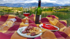 Ruta de las ermitas. Paseo veraniego entre viñas + cata + almuerzo