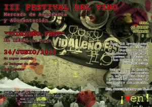 VIDALEÑO.FEST 2017