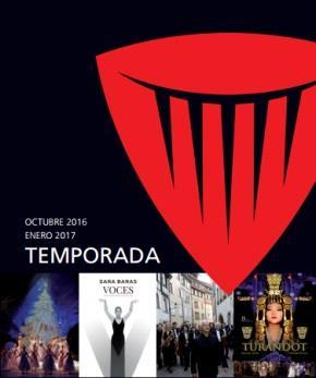 Sara Baras, Igor Yebra y la Ópera Nacional de Moldalvia, platos fuertes de la nueva temporada de Riojaforum