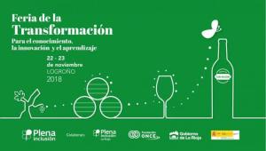 FERIA DE LA TRANSFORMACIÓN DE PLENA INCLUSIÓN PARA EL CONOCIMIENTO, LA INNOVACIÓN Y EL APRENDIZAJE