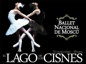 EL LAGO DE LOS CISNES -  Ballet Nacional  de Moscú