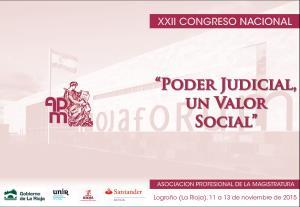 XXII CONGRESO NACIONAL ASOCIACIÓN PROFESIONAL DE LA MAGISTRATURA