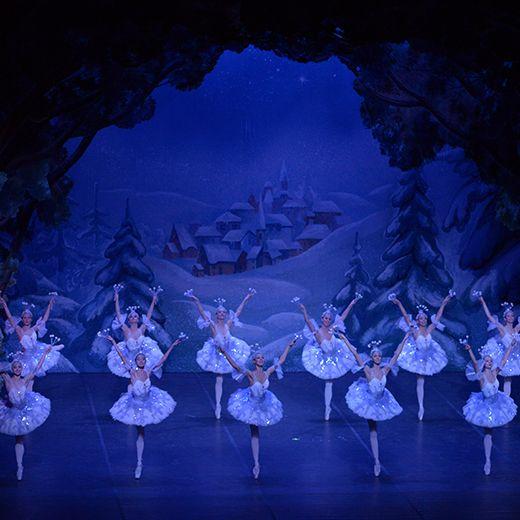 RUSSIAN CLASSICAL BALLET - 'EL CASCANUECES'