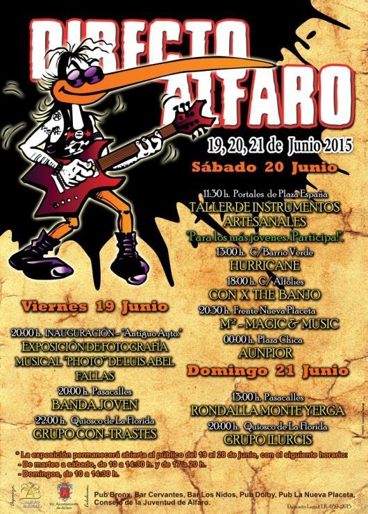 Alfaro: cultura y turismo