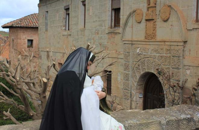 Visitas teatralizadas en la Abadía de Cañas