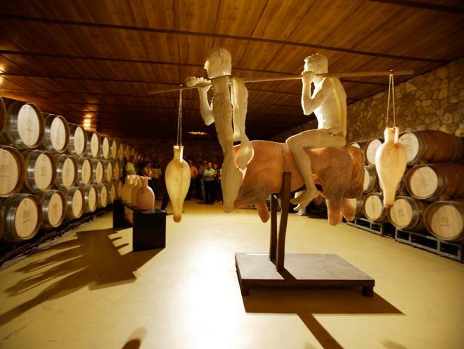 Concierto flamenco en Ontañón Bodega-Museo