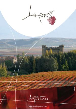 General brochure about La Rioja