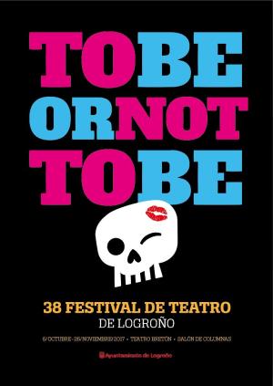 Programme du Théâtre Bretón de los Herreros. 25 anniversaire.