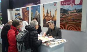 La Rioja se promociona turísticamente a nivel internacional en el Salón Mundial del Turismo de París