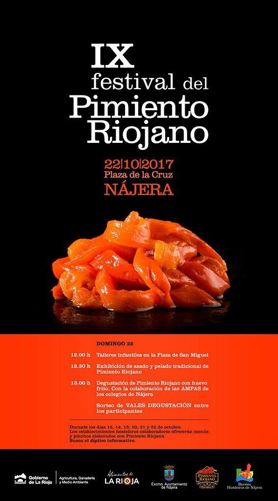 IX Festival del Pimiento Riojano