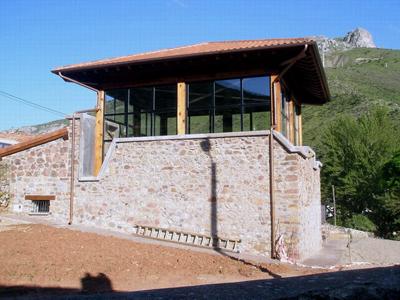 Rancho de esquileo de Brieva