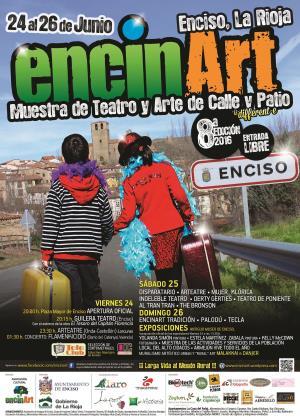 VIII Encinart: Muestra de Teatro y Arte de Calle y Patio