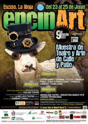 IX Encinart: Muestra de Teatro y Arte de Calle y Patio