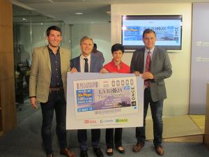La ONCE sorteará el próximo 31 de mayo un cupón dedicado a La Rioja Tierra Abierta 'Cinemática'