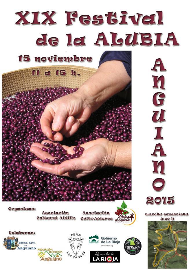 XIX Festival de la Alubia de Anguiano