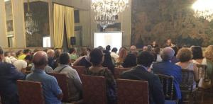 La Rioja se presenta en Roma como cuna del español y destino lingüístico único