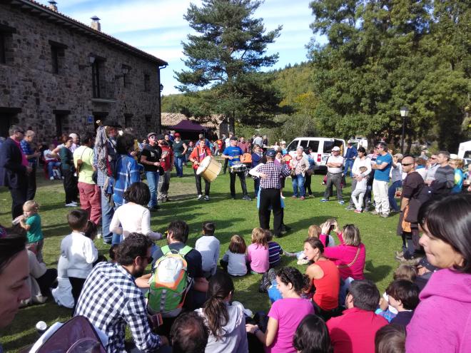 XIII Fiesta de la Trashumancia. La Marcha de los Pastores.