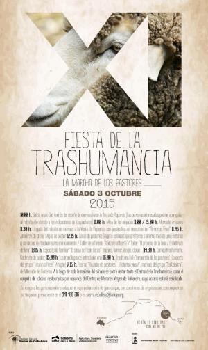 XI Fiesta de la Trashumancia