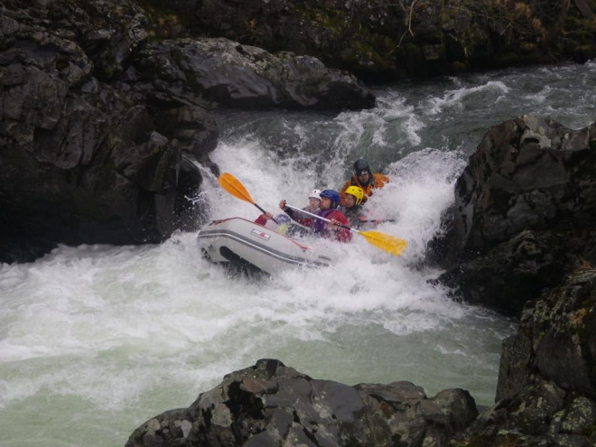 Rafting Rioja