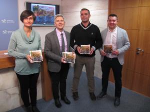 El Gobierno riojano colabora con el Ayuntamiento de Fuenmayor en la publicación de un folleto de información turística del municipio