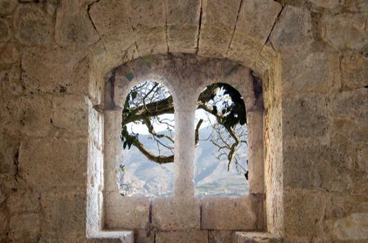 Fortificación rupestre de Castañares de las Cuevas