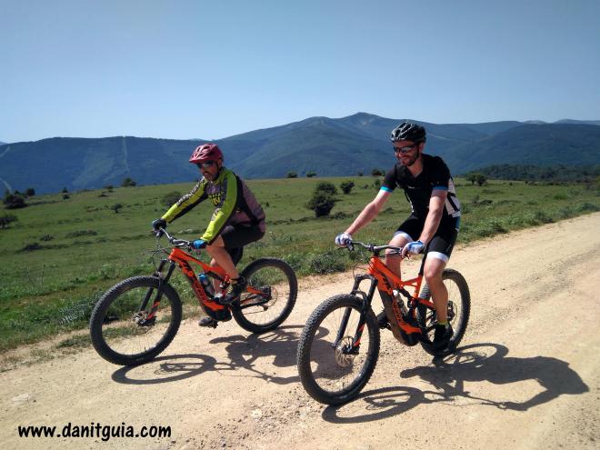 Rutas y alquiler de bicis eléctricas en Ezcaray