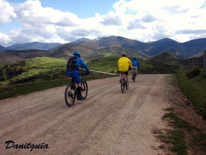 Rutas en bicicleta de montaña por la sierra de La Demanda