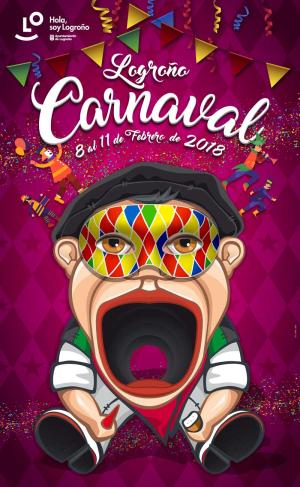 Carnaval en Logroño