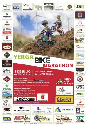 I Yerga Bike Maratón