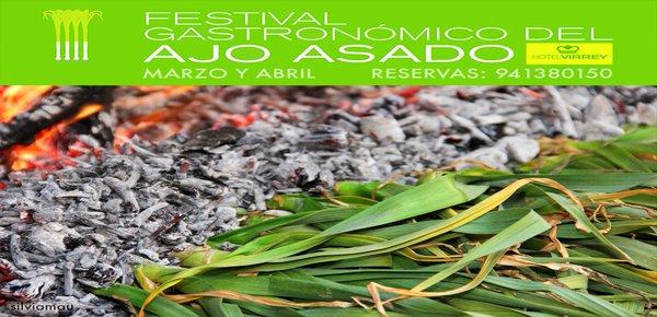 Festival Gastronómico del Ajo Asado