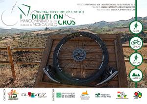 """IV Duatlón Cross """"Mancomunidad de los pueblos de Moncalvillo"""""""