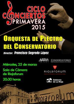 Concierto Orquesta de Plectro