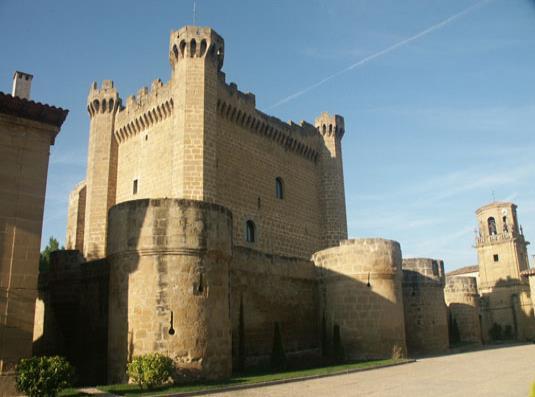 Palacio fortificado de Sajazarra