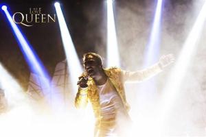 Riojafórum acoge este sábado 'We love Queen', un homenaje musical al mítico grupo británico