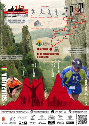2ª Media Maratón de Montaña Gregorio Ascacibar