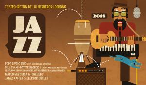Ciclo Jazz del Teatro Bretón
