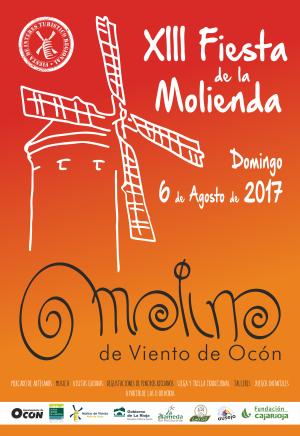 IX Fiesta de la Molienda