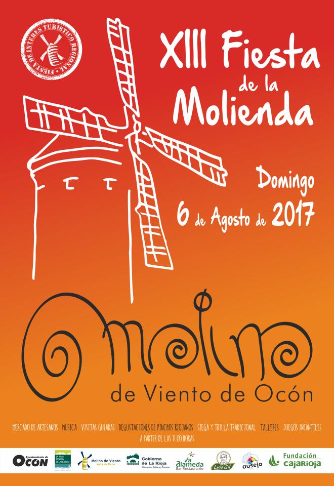 XIV Fiesta de la Molienda