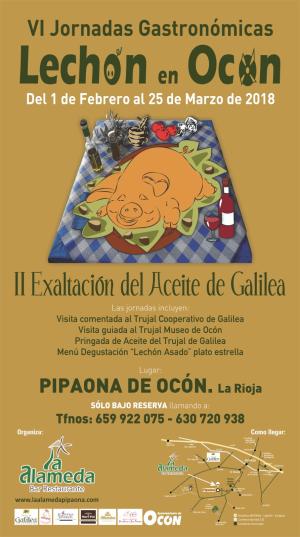Tage des Ökologischen Ferkels von Ocón