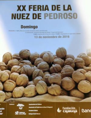XX Festival de la nuez de Pedroso