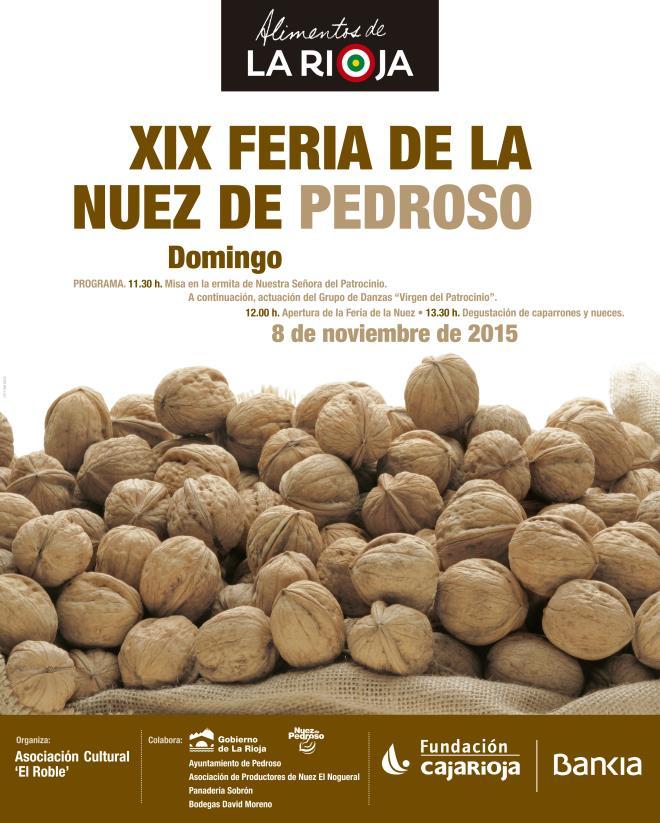 XIX Festival de la nuez de Pedroso