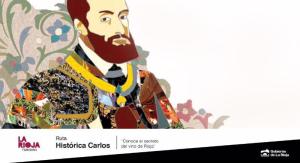 Una nueva ruta turística promociona los lugares riojanos que visitó Carlos V